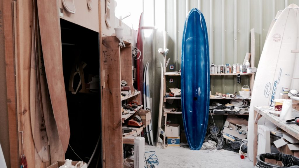 petit cochon grande planche Chipiron Surfboards