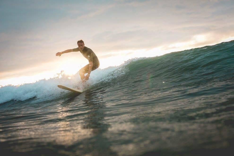 thomas foreau surf Flat Track