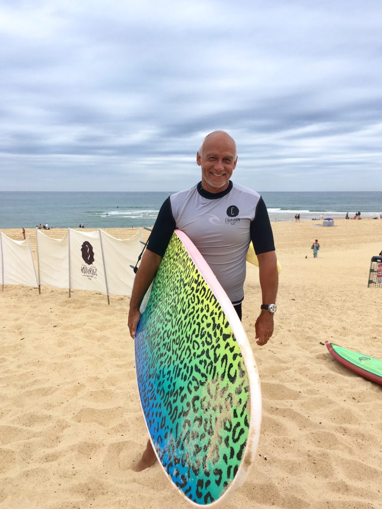 Summer with Chipiron - Surfschool Hossegor