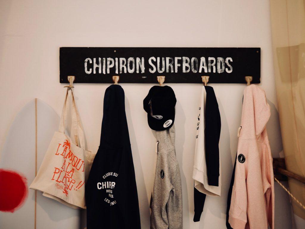 Nouvelle boutique Chipiron à Hossegor